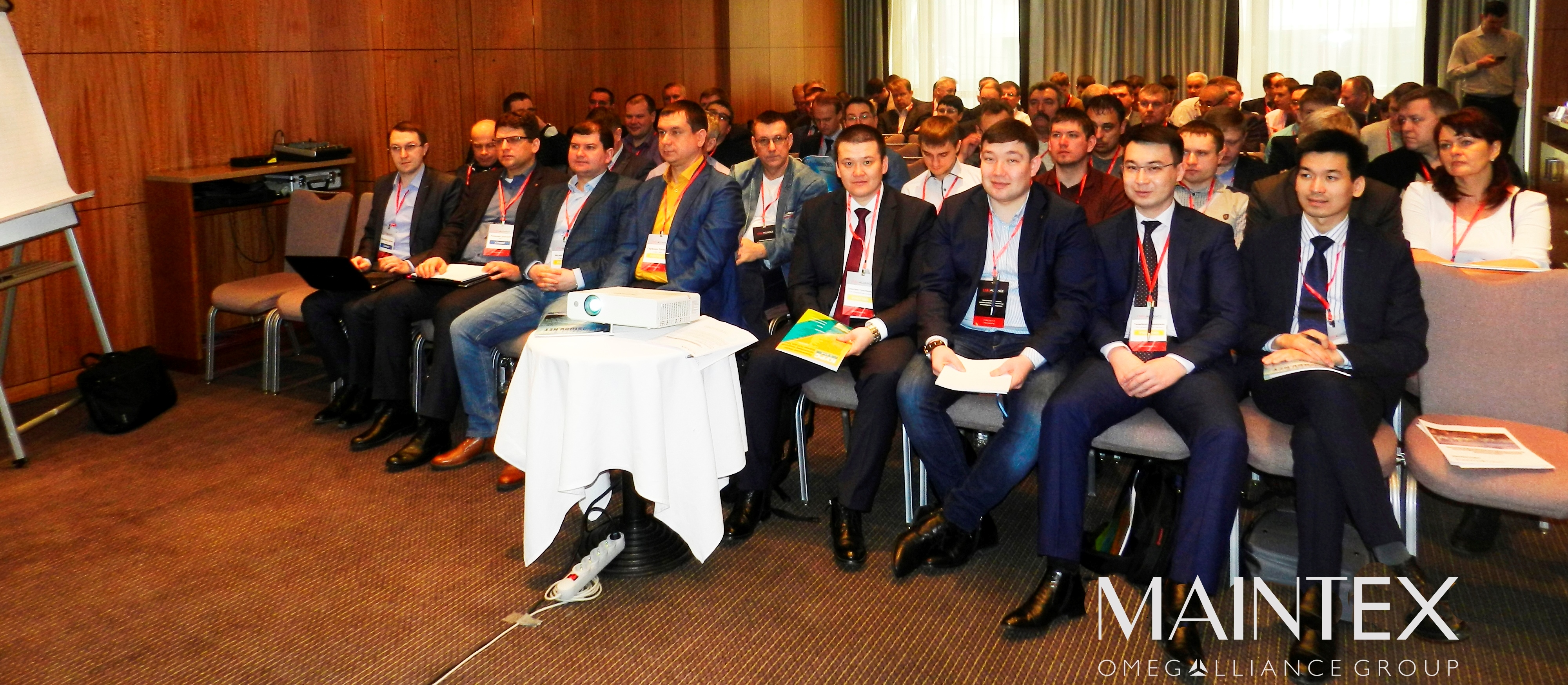 Maintex Held Second Annual Conference on Reliability Management